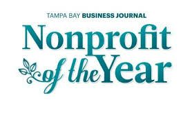 Tampa Bay Business Journal - Non-Profit of The Year Award - June 2017