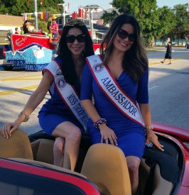 City of Clearwater's 100th Centential Parade