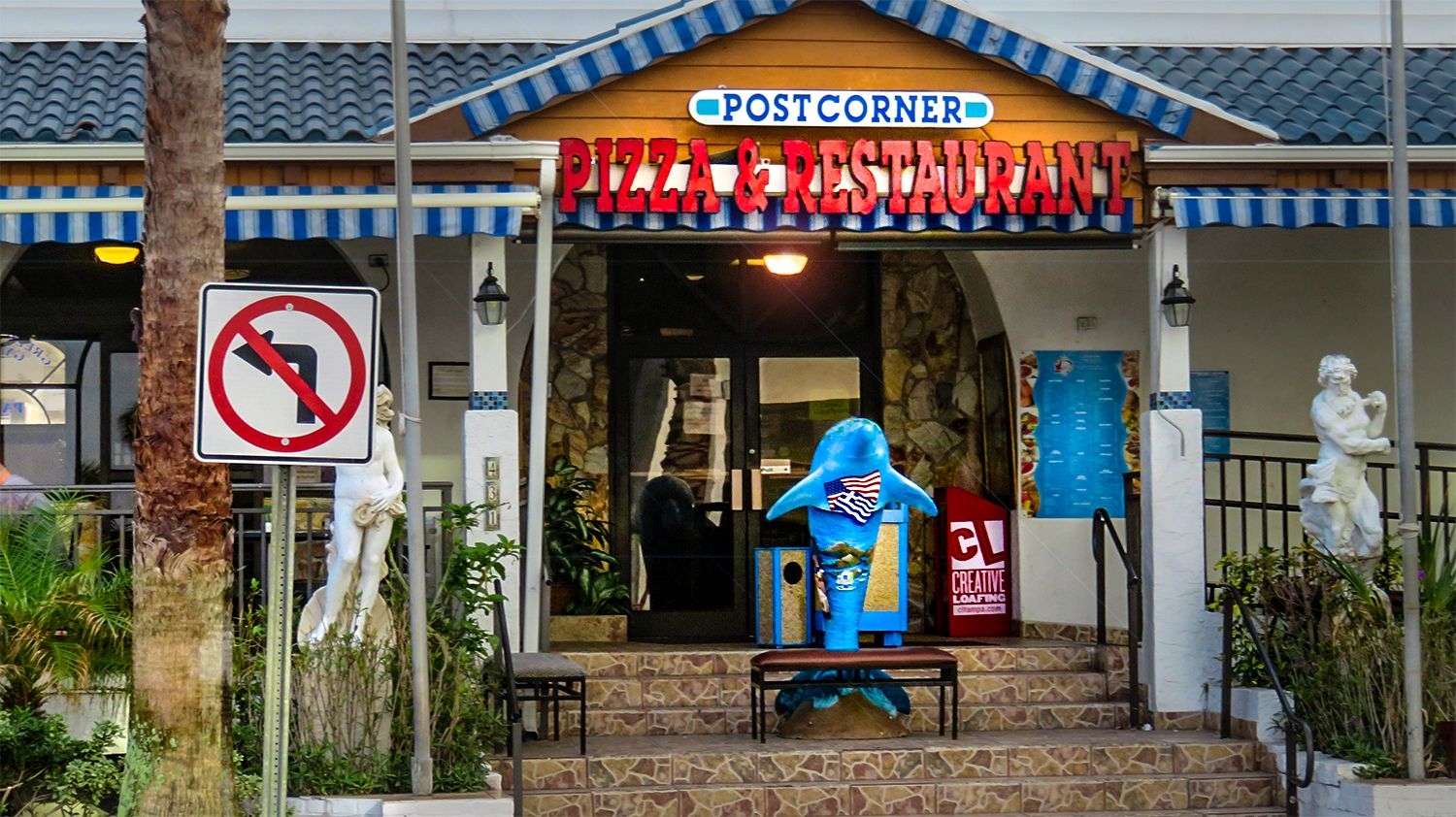 Post Corner Pizza - Clearwater Beach